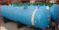 rubber lined tanks / vessels